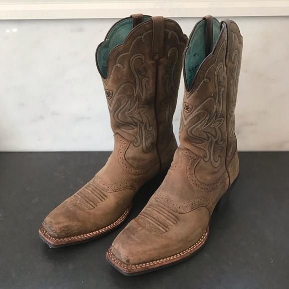 d356e8dbf1f ARIAT Women's Legend Western Brown Boot